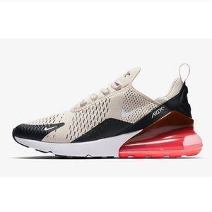 Nike Air Max 270 Sneakers Light Bone